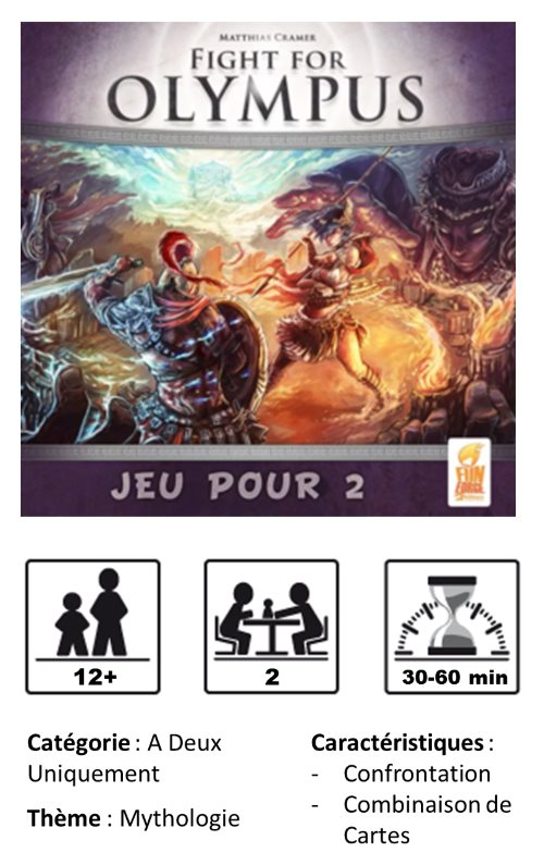 Jeu Fight for Olympus