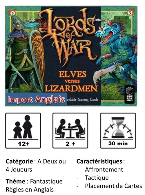 Jeu lords of war