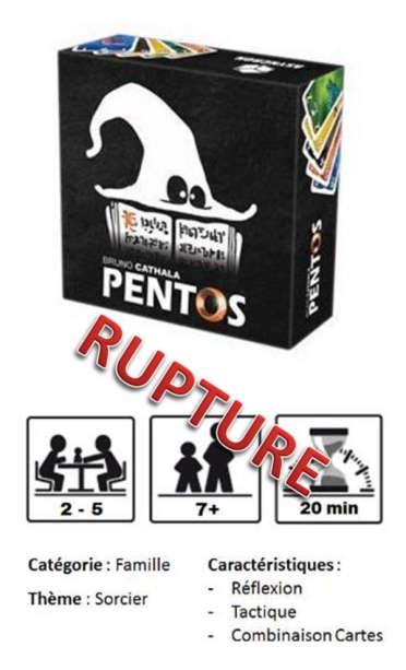 Jeu Pentos